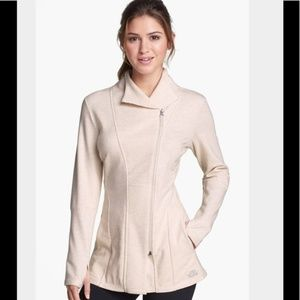 The North Face Wrap-Ture Yoga Tunic Zip Up Sweater